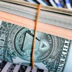 Снять доллары