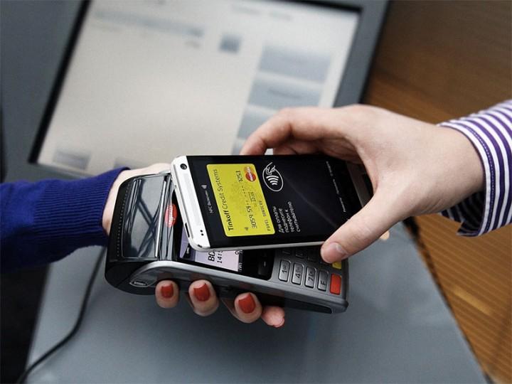Бесконтактная оплата картой Тинькофф банка: NFS, как включить в мобильном приложении