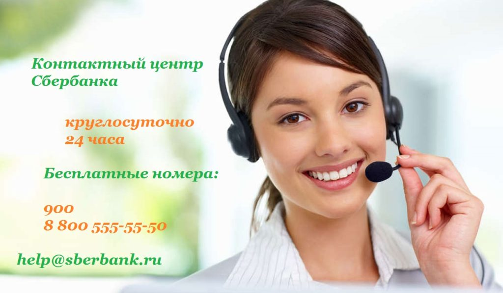 Звонок в контактный центр
